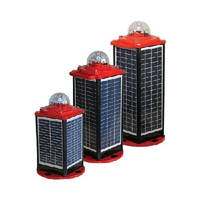 LED Obstruction Light complies with FAA L-810 requirements.