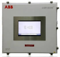 Online Continuous Laser Process Analyzer measures trace gases.