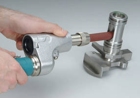 Abrasive Belt Tool extends operation in inaccessible areas.