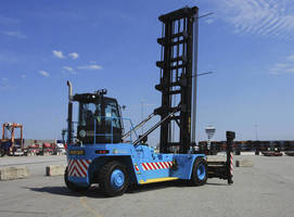 Hyster Company Helps Port of Virginia Prepare for Increased Cargo Volumes