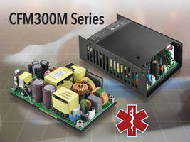 Medical AC/DC Switching Power Supply has high-density design.