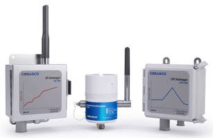 Wireless Dataloggers enable remote corrosion monitoring.