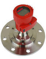 Non-Contact Radar Level Sensor excels in solids.