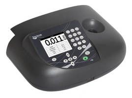 Visible Range Spectrophotometer has compact, lightweight design.