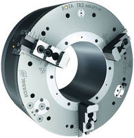 Pneumatic Power Chuck offers accelerated clamping.