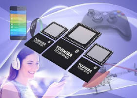 Integrated Circuits support Bluetooth® Low Energy v4.1.