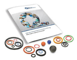 Molded O-Rings and Rubber Balls provide optimum sealing.
