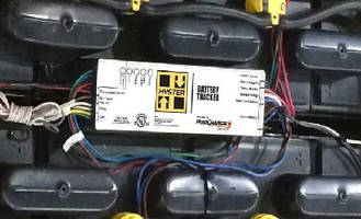 Battery Management System uses celular communications.
