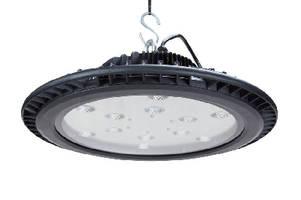 High Bay LED Light Fixture replaces gas burning luminaires.