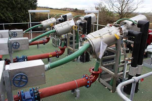 Efficiently Separating Algae at a Water Treatment Plant
