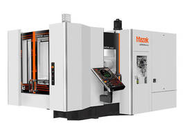 Mazak Will Demonstrate New Innovations on HCN-4000 at IMTS 2016