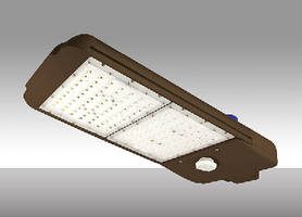 LED X-Large Area Light produces 29,000 lumens.