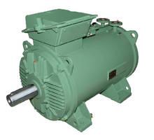 Induction Motors feature liquid cooled design.
