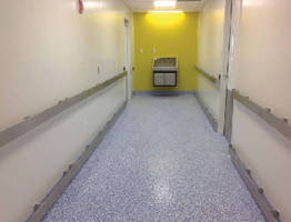 Rapid-Cure Floor Coating offers quick return-to-service time.