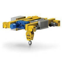 Wire Rope Hoist targets facilities with space limitations.