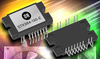 Power Integrated Module suits next-gen automotive BLDC systems.