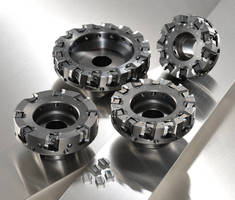 Milling Cutter handles aluminum and non-ferrous materials.