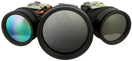 LWIR Zoom Lenses serve OEM, surveillance imaging applications.