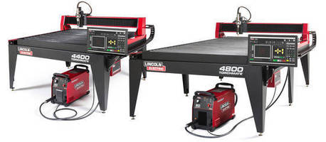 CNC Plasma-Cutting Systems address needs of growing fab shops.