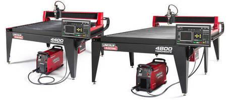 CNC Plasma-Cutting Systems address needs of growing fab shops.