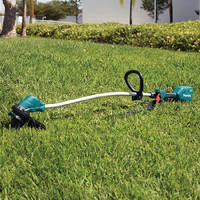 String Trimmer offers cordless alternativ to gas equipment.