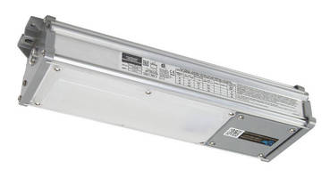 Low-Profile 25 W LED Fixture is rated for hazardous locations.