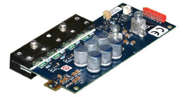 Laser Diode Driver delivers up to 20 A.