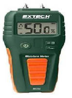 Wood Moisture Meter provides audible alert.