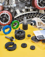 Shaft Collars and Couplings support maintenance applications.