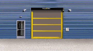 High Speed Doors meet interior and exterior commercial needs.