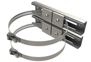 Pole Mounting Kits support NEMA enclosures.