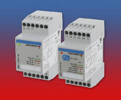 Thermistor Relays monitor temperature of up to 6 motors.