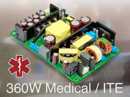 High-Density Medical AC/DC Switching Power Supply is BF rated.