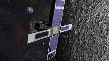 Picture Perfect: Lockheed Martin Finalizes Contract for NASA Lunar Imaging CubeSat