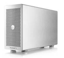 Thunderbolt 3 PCIe Expansion Chassis supports 40 Gbps transfer.