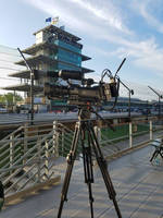 JVC Private Mesh Video Network Performs 'Beyond Expectations' for WRTV at Indianapolis Motor Speedway
