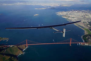 Solar Impulse 2 Finishes Flight with ETEL's Proud Assistance