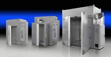 Orders for Despatch Walk-in Ovens Doubled Due to New Models and Faster Delivery