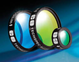 Shortpass, Longpass, Imaging Filters offer deep blocking.