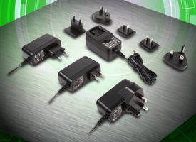 Wall Plug Power Supplies comply with energy efficiency standards.