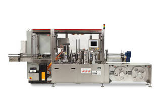 B & H Labeling Systems Presents Marathon® + GES 2.0 Glue Extrusion System