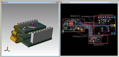 PCB CAD Software addresses rigid-flex, high-speed design.
