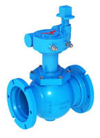 Round Port Eccentric Plug Valves provide MJ connections.