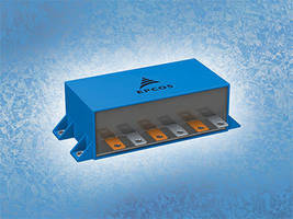 DC Link Capacitor features ESL value of 25 nH.