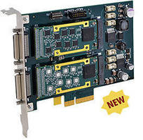 PCIe-Based Mezzanine Modules support COTS applications.