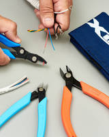 Wire Tech Tool Kit includes 3 essential, ergonomic hand tools.