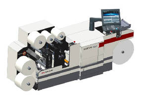 Label Press provides entry-level digital printing.