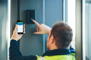 Mobile App simplifies security device integration, configuration.