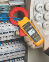 Leakage Current Clamps do not require users to stop production.