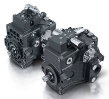 Closed Circuit Axial Piston Pumps offer infinite applicability.